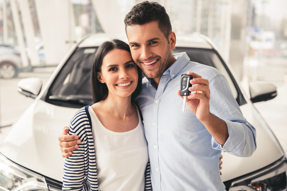 Couple getting car from london bad credit car loans